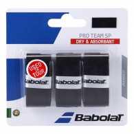 Обмотки Babolat Pro Team SP 3шт Цвет Чёрный 653042-105