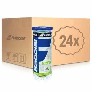 Babolat Green 3шт - коробка 72 мяча 501066