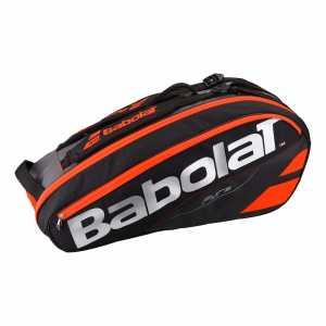 Сумка Babolat Pure X6 Цвет Черный/Флуоресцентно-красный 751135-189