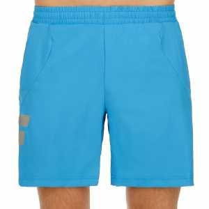 Мужские шорты Babolat Core 2017 Цвет Яркий голубой 3MS17061-132