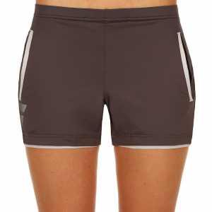 Женские шорты Babolat Core Цвет Темно-серый 3WS17061-115