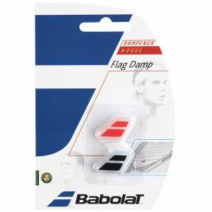 Виброгаситель Babolat Flag Damp 2шт Цвет Черный/флуоресцентный 700032-189