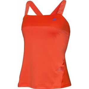 Женская майка Babolat Match Performance Racerback Цвет Красный 2WF16071-104