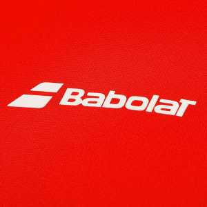 Футболка для мальчиков Babolat Core Flag Club Цвет Ярко-красный 3BS17011-201