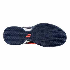 Кроссовки мужские Babolat Propulse Fury Clay Цвет Флуоресцентно-красный 30S17425-201
