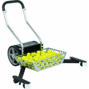 Сборщик Ball Mower с корзиной на 300 мячей GBM300
