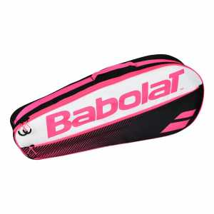 Сумка Babolat Essential Club X3 2018 Цвет Розовый 751174-156