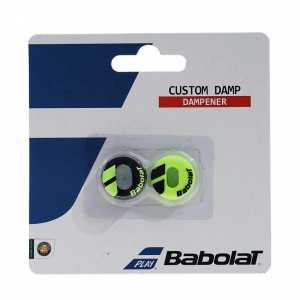 Виброгаситель Babolat Custom Damp 2шт Цвет Черный/Желтый 700040-142