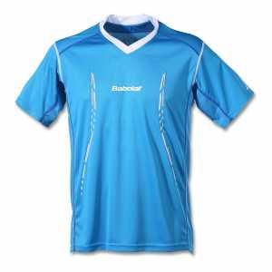 Футболка для мальчиков Babolat Match Performance Цвет Голубой 42S1430-136
