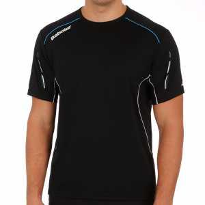 Футболка для мальчиков Babolat Match Core Цвет Черный 42S1470-105