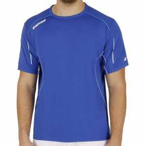 Футболка для мальчиков Babolat Match Core Цвет Голубой 42S1470-136