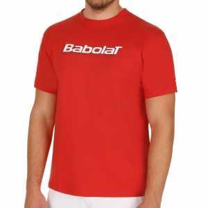 Мужская футболка Babolat Training Basic Цвет Оранжевый 40F1482-110