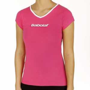 Женская футбола Babolat Training Basic Цвет Розовый 41F1472-156