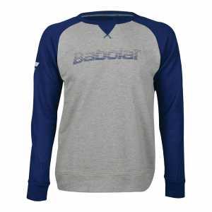 Мужская футболка Babolat Core 1/2 Zip 3MS17171