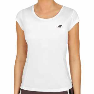 Женская футболка Babolat Core Flag Club 3WS18011