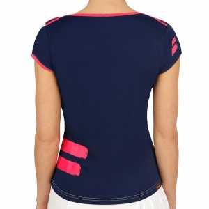 Женская футболка Babolat Performance Cap Sleeve 2WS18031