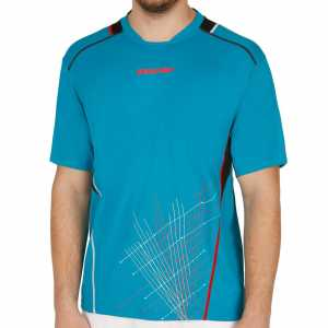 Мужская футболка Babolat Match Performance Цвет Синий 40S1508-153
