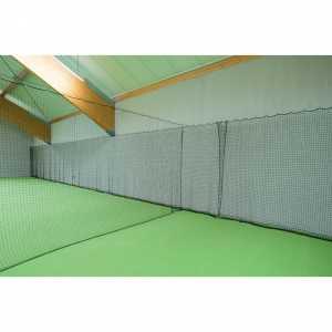 Разделительная сетка 40х3м, зеленый 41581