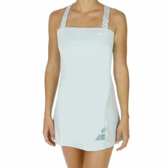 Платье Babolat Strap Performance Цвет Бирюзовый 2WS16091-139