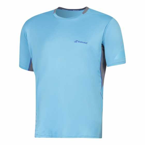 Футболка мужская Babolat Performance Цвет Голубой 2MS16011-106