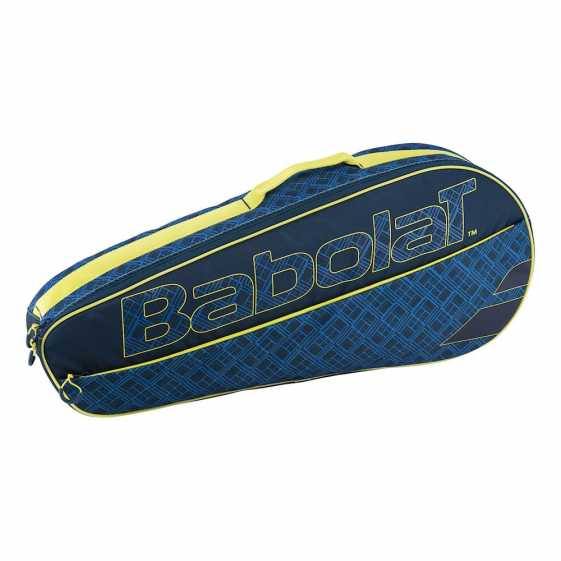 Сумка Babolat Essential Club X3 Цвет Синий/Желтый 751141-175