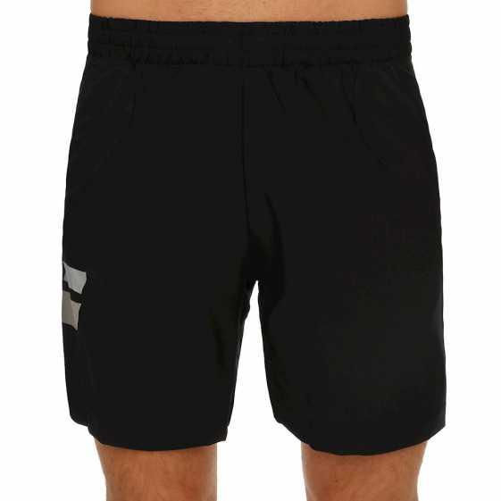 Мужские шорты Babolat Core 2017 Цвет Черный 3MS17061-105