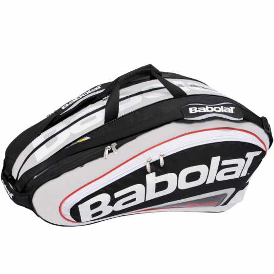 Сумка Babolat Team Line X12 Цвет Чёрный 751038-105