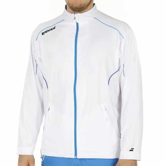 Мужская куртка Babolat Match Core Цвет Белый 40S1415-101