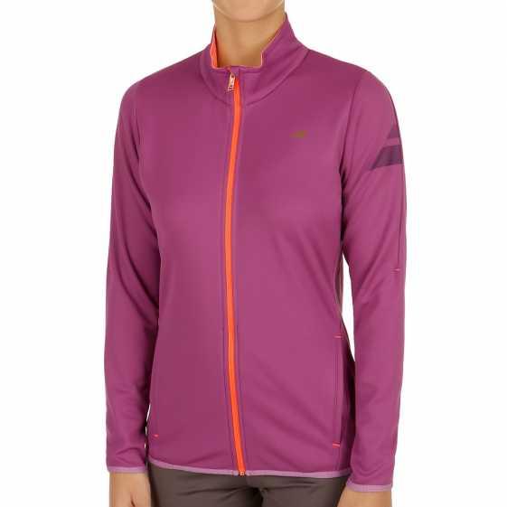 Женская куртка Babolat Performance 2017 Цвет Фиолетовый 2WS17041-222