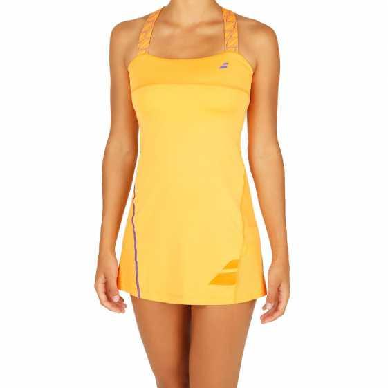 Платье Babolat Performance Strap Цвет Оранжевый 2WF16091-110