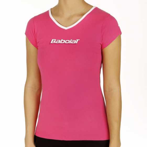 Футболка для девочек Babolat Training Basic 42F1472