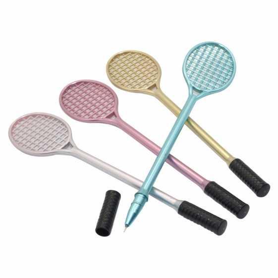 Гелевая ручка в форме теннисной ракетки TP01