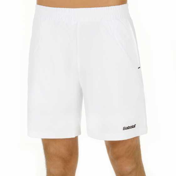 Мужские шорты Babolat Match Core Цвет Белый 40S1412-101