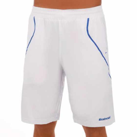Мужские шорты Babolat Match Performance Цвет Белый 40S1437-101
