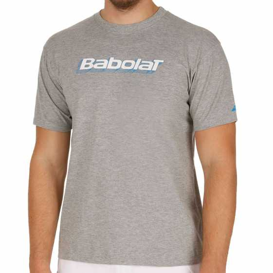 Мужская футболка Babolat Training Basic 40F1482