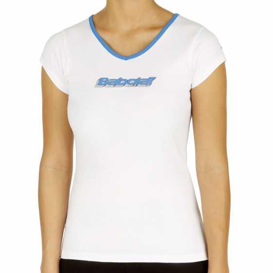Женская футбола Babolat Training Basic Цвет Белый 41F1472-101