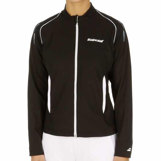 Женская куртка Babolat Match Core Цвет Черный 41S1425-105