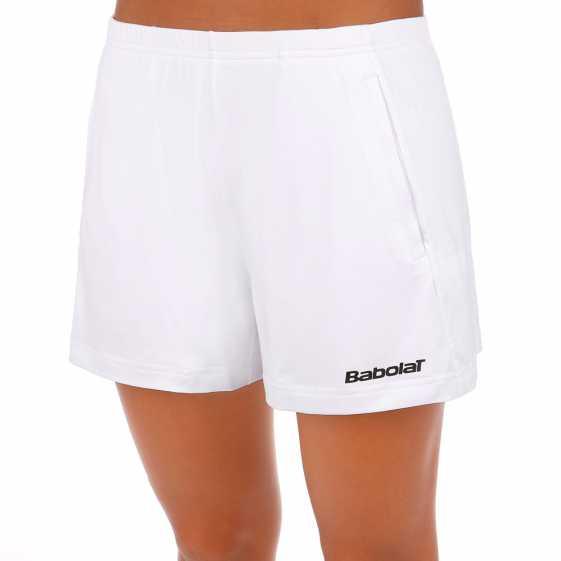 Шорты для девочек Babolat Match Core Цвет Белый 42S1462-101