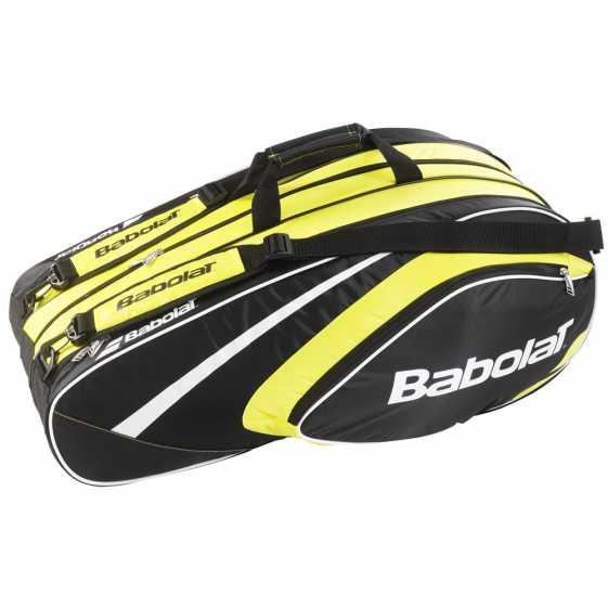 Сумка Babolat Club X12 (2015) Цвет Желтый 751078-113