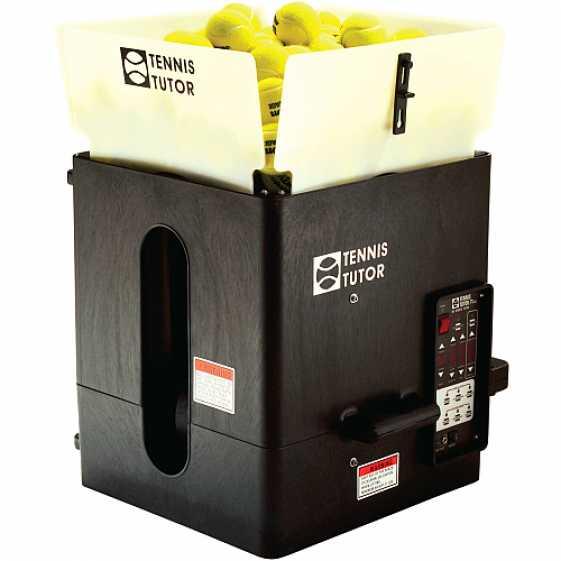 Теннисная пушка Tennis Tutor Plus Player, пульт, батарея 41530