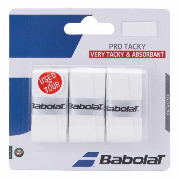 Обмотки Babolat Pro Tacky 3шт 653039