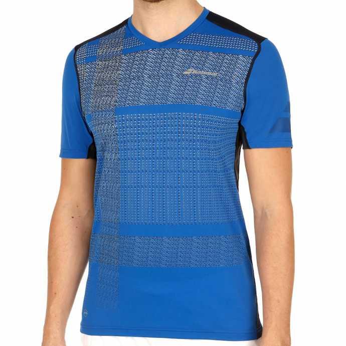 Мужская футболка Babolat V-Neck Performance 2017 2MS17012