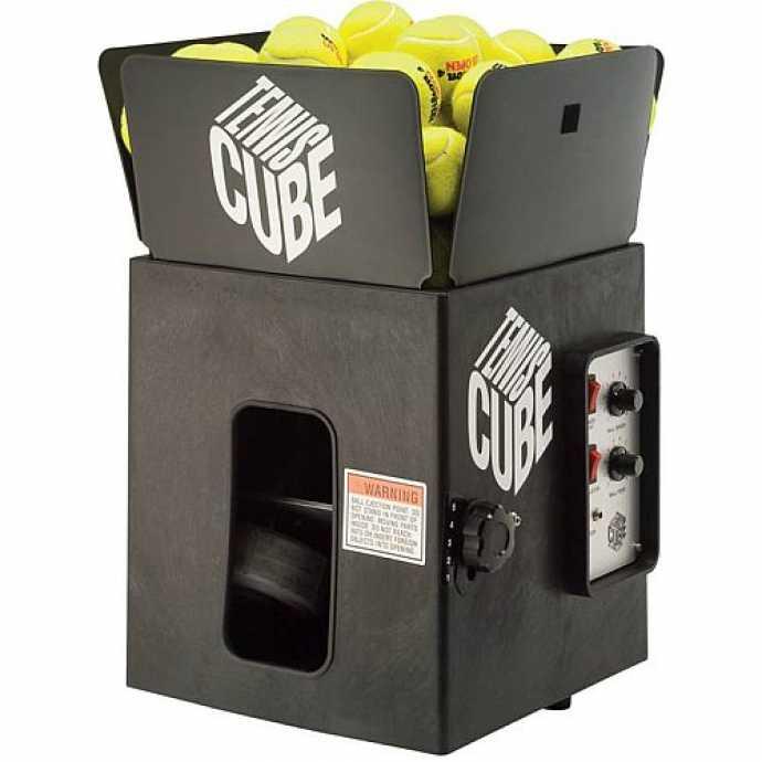 Теннисная пушка Tennis Cube Basic, с поворотным механизмом 507337