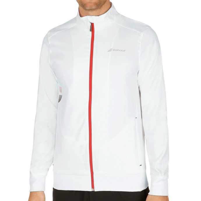 Мужская куртка Babolat Core Club Цвет Белый 3MS17121-101