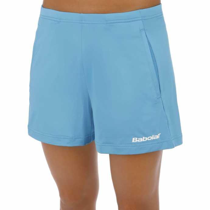 Женские шорты Babolat Match Core Цвет Бирюзовый 41S1462-111