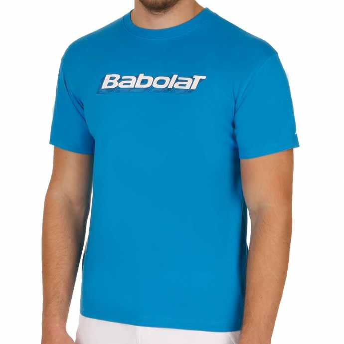 Футболка для мальчиков Babolat Training Basic 42F1482