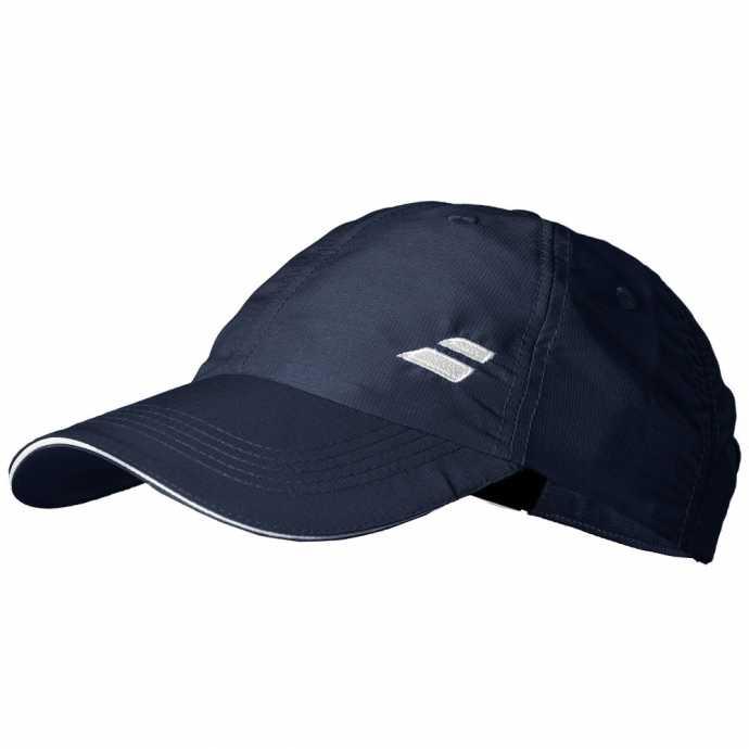 Бейсболка Babolat Basic Logo Цвет Темно-синий 5US18221-4018