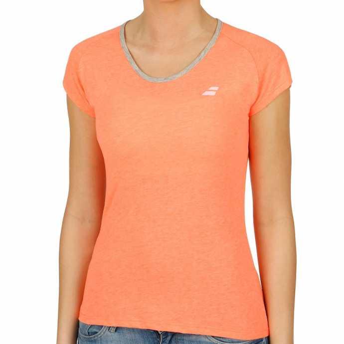 Женская футболка Babolat Core 2018 3WS18012