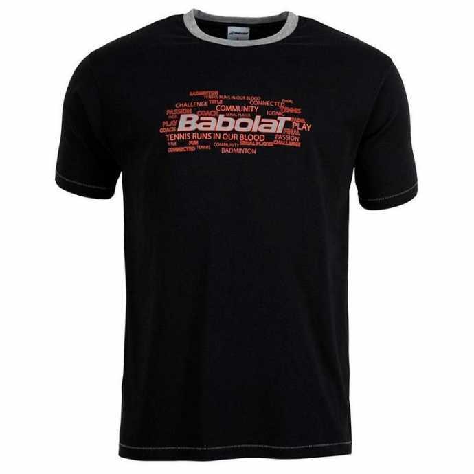 Футболка для мальчиков Babolat Training Basic 42F1582