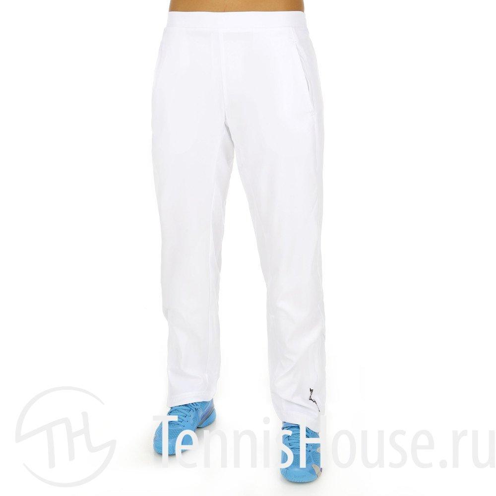 Женские штаны Babolat Match Core Цвет Белый 41S1426-101